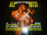 MITCH RYDER/ALL MITCH RYDER HITS
