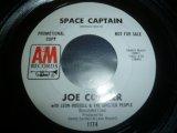 JOE COCKER/SPACE CAPTAIN (LIVE)