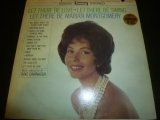 MARIAN MONTGOMERY/LET THERE BE LOVE, LET THERE BE SWING, LET THERE BE MARIAN MONTGOMERY