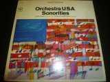 ORCHESTRA U.S.A./SONORITIES