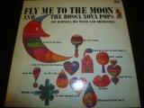 JOE HARNELL/FLY ME TO THE MOON AND THE BOSSA NOVA POPS