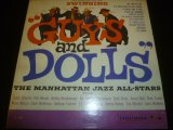 "MANHATTAN JAZZ ALL-STARS/SWINGING ""GUYS AND DOLLS"""
