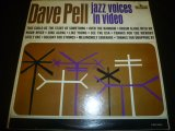 DAVE PELL/JAZZ VOICES IN VIDEO