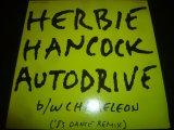 HERBIE HANCOCK/AUTODRIVE