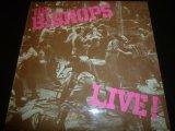 """BISHOPS/LIVE ! (10"""")"""