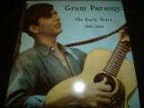 GRAM PARSONS & THE SHILOS/THE EARLY YEARS 1963-1965