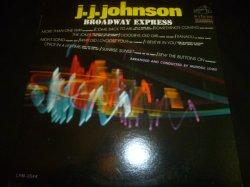 画像1: J.J. JOHNSON/BROADWAY EXPRESS
