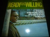 HERMAN FOSTER TRIO/READY AND WILLING
