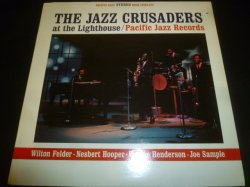 画像1: JAZZ CRUSADERS/AT THE LIGHTHOUSE