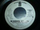WARREN ZEVON/HASTEN DOWN THE WIND