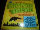 MARKETTS/THE BATMAN THEME