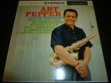 ART PEPPER/GETTIN' TOGETHER !