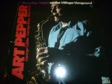 ART PEPPER/THURSDAY NIGHT AT THE VILLAGE VANGUARD