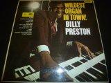 BILLY PRESTON/WILDEST ORGAN IN TOWN !