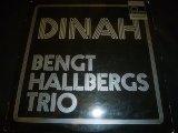 BENGT HALLBERGS TRIO/DINAH