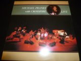 MICHAEL FRANKS WITH CROSSFIRE/LIVE
