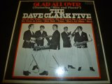 DAVE CLARK FIVE/GLAD ALL OVER
