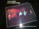 DAMNED/LIVE IN NEWCASTLE