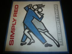 画像1: SIMPLY RED/THE RIGHT THING