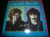 DARYL HALL & JOHN OATES/OOH YEAH !