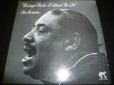 JOE TURNER/THINGS THAT I USED TO DO