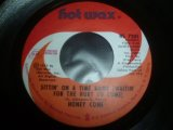 HONEY CONE/SITTIN' ON A TIME BOMB (WAITIN' FOR THE HURT TO COME)