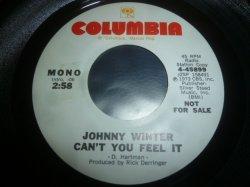 画像1: JOHNNY WINTER/CAN'T YOU FEEL IT