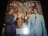 BILLY TAYLOR/O.K. BILLY