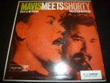 MAVIS RIVERS & SHORTY ROGERS/MAVIS MEETS SHORTY