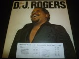D.J. ROGERS/LOVE BROUGHT ME BACK