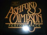 ASHFORD & SIMPSON/PERFORMANCE