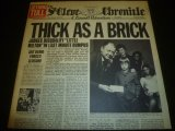 JETHRO TULL/THICK AS A BRICK