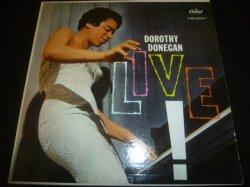 画像1: DOROTHY DONEGAN/LIVE!