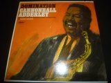 CANNONBALL ADDERLEY/DOMINATION