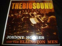 画像1: JOHNNY HODGES & THE ELLINGTON MEN/THE BIG SOUND