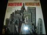 MANTOVANI & HIS ORCHESTRA/ MANTOVANI/MANHATTAN