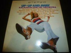 画像1: RAY MARTIN & HIS ORCHESTRA/UP-UP AND AWAY
