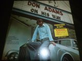 DON ADAMS/ON HIS WAY