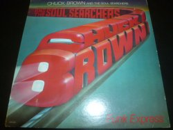画像1: CHUCK BROWN & THE SOUL SEARCHERS/FUNK EXPRESS