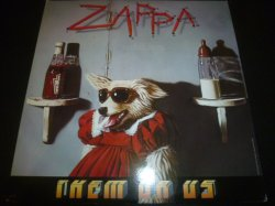 画像1: FRANK ZAPPA/THEM OR US