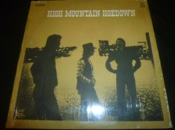 画像1: HIGH MOUNTAIN HOEDOWN/SAME