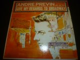 ANDRE PREVIN & HIS TRIO/GIVE MY REGARDS TO BROADWAY