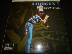 画像1: ZOOT SIMS/COOKIN' !