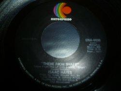 画像1: ISAAC HAYES/THEME FROM SHAFT