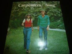 画像1: CARPENTERS/SING