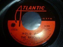 画像1: RASCALS/HOLD ON