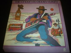 画像1: BO DIDDLEY/THE LONDON BO DIDDLEY SESSIONS