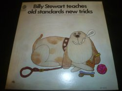 画像1: BILLY STEWART/TEACHES OLD STANDARDS NEW TRICKS