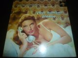 JULIE LONDON/YOUR NUMBER PLEASE ...