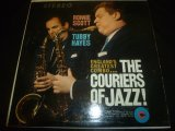 TUBBY HAYES & RONNIE SCOTT/THE COURIERS OF JAZZ !